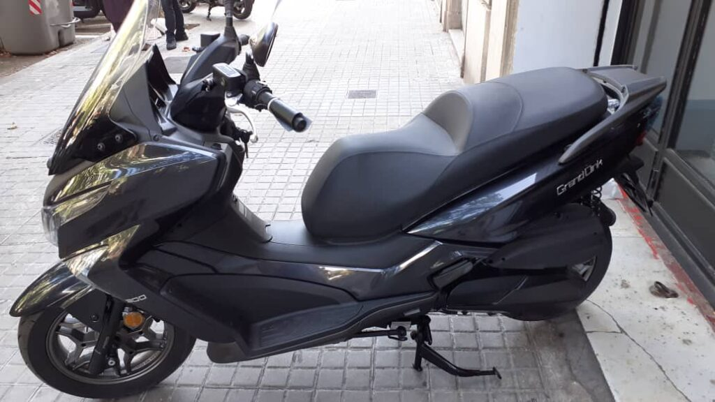 Kymco Grand Dink ABS 300cc