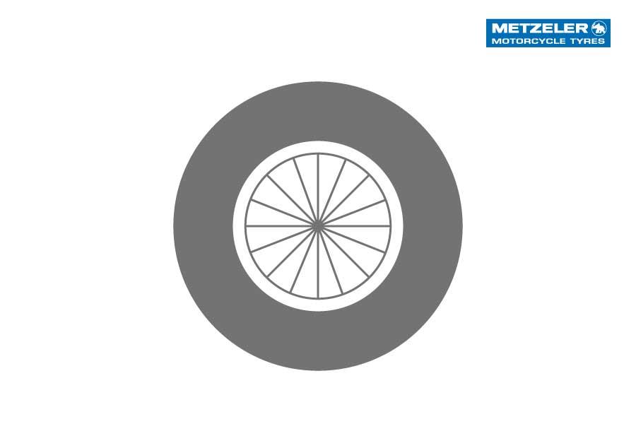 Neumáticos delanteros 100/80-16 50P para KYMCO AGILITY CITY 125 AÑO: >10