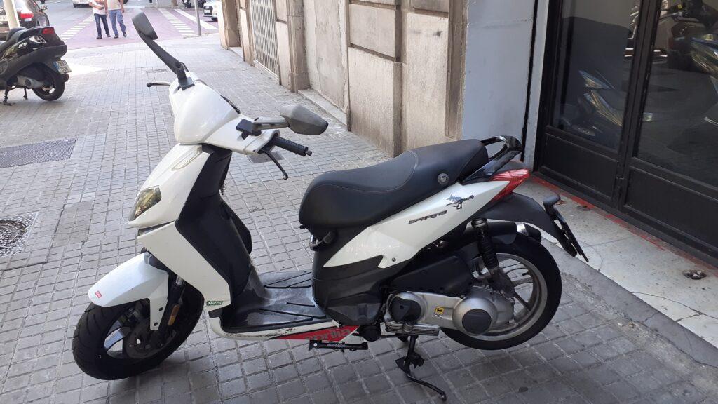 Aprilia Sportcity One 125 cc